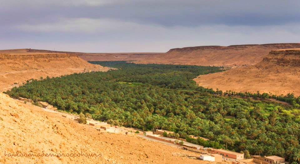 Pre-saharan Valleys with tailormademoroccotours