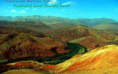 Travel to Morocco - Kasbahs and Dunes tour