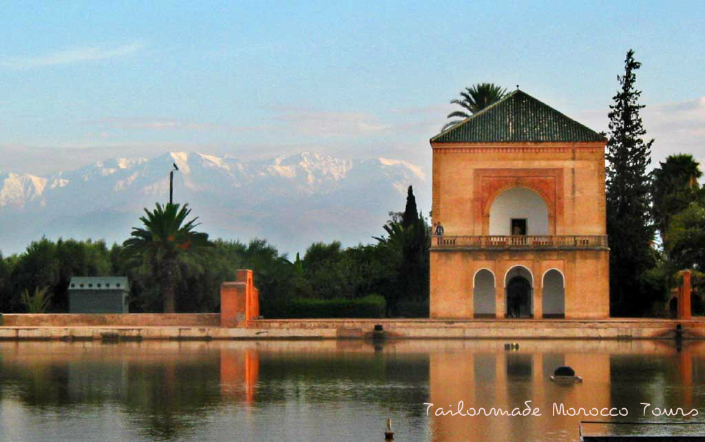Marrakech with 'Tailormade Morocco Tours'